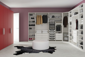 schr nke mit praktischen innenausstattungen. Black Bedroom Furniture Sets. Home Design Ideas